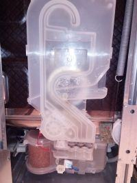 Whirlpool ADG 6500 - błąd, dioda miga 6 razy