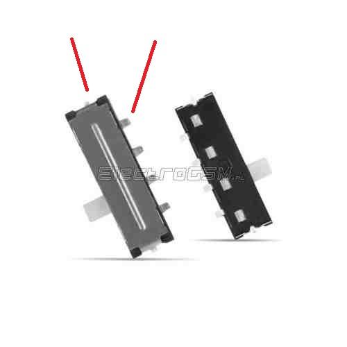 Nokia 5800 - Spust/Switch blokady - Pro�ba dotycz�ca schematu