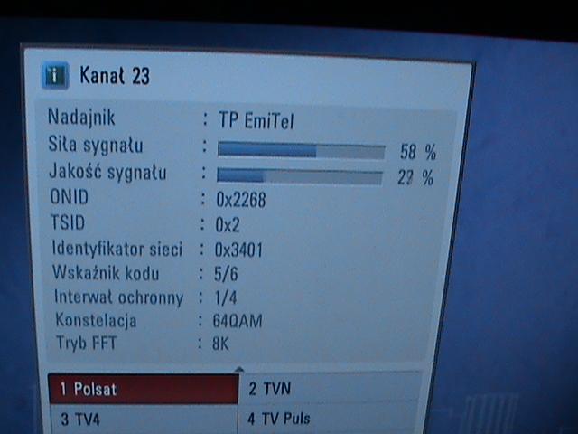 Jak polepszy� odbi�r DVB-T?