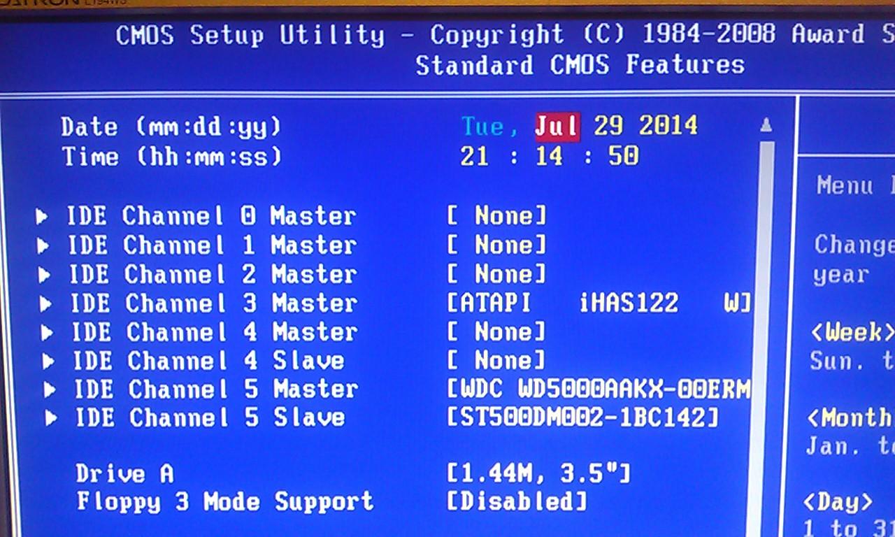PC - Nowo zbudowany PC piszczy i nie �aduje systemu + zakup grafiki