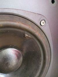Kolumna DALI 606 - Uszkodzone głośniki