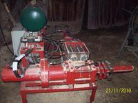 Hydraulika siłowa, budowa