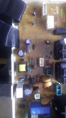 Pralka Samsung WF1602NHW - Nie załącza się