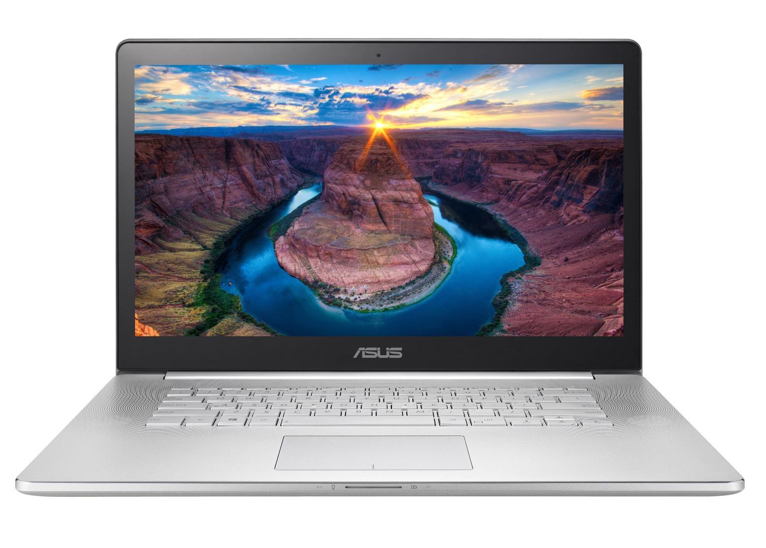 ASUS Zenbook NX500 - laptop z 15,6-calowym dotykowym ekranem 4K