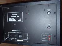 Tonsil 200 A i Denon 425R -