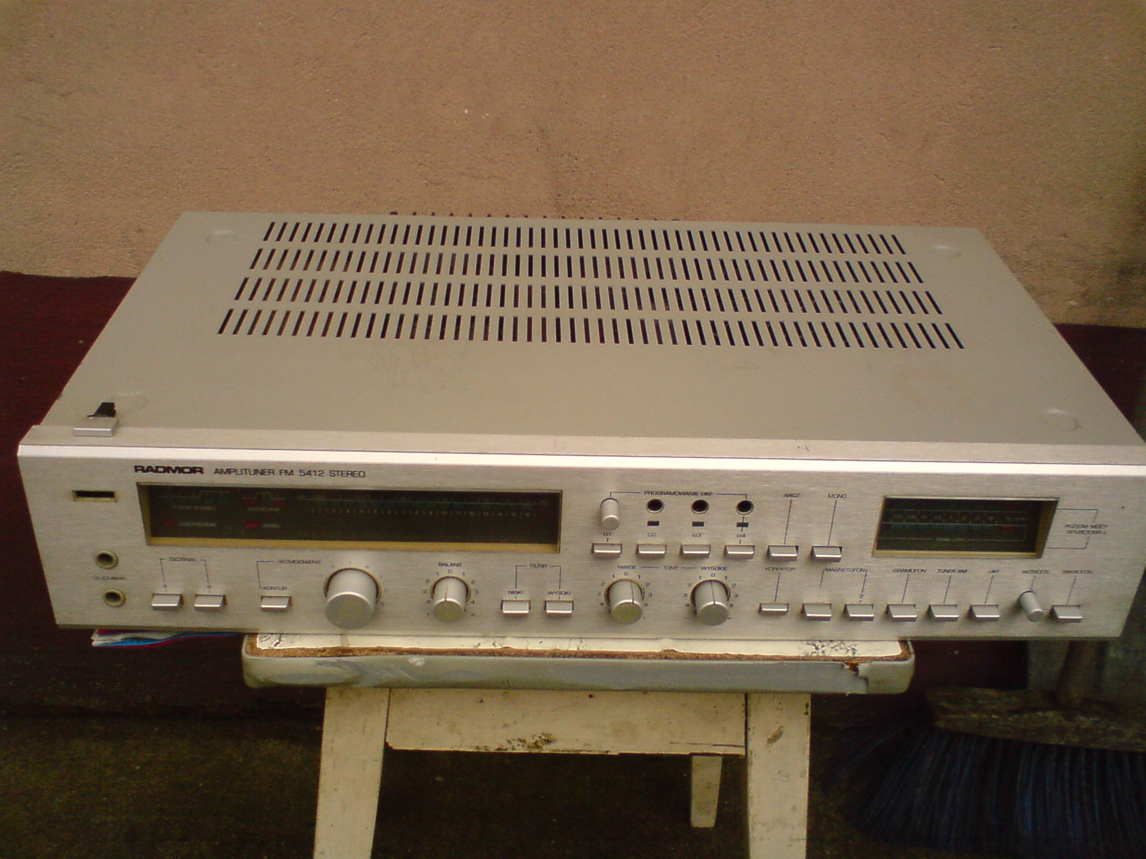[Zamieni�] Amplituner Radmor 5412 na korektor