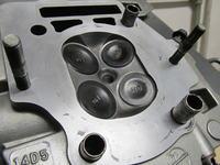 DR 350 SUZUKI 1998 Strzela w wydech, uszkodzony wałek rozrządu, dźwigienki