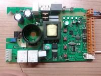 Somfy Dexxo Optimo - Uszkodzona elektronika (po piorunie)
