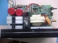 Telwin tecnica 211 s, uszkodzenie w bloku zasilania potrzebny schemat