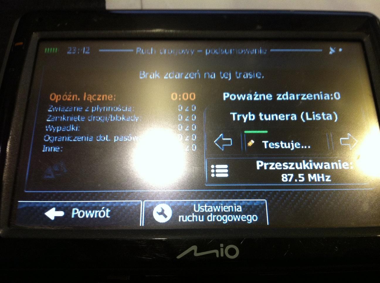Mio Moov s555 iGo Primo TMC