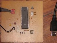 Projekt urządzenia bazującego na PIC18F4550 i USB