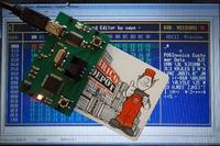 Edytor kart SLE 5528 / SLE 4428