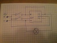 Ściemniacz (?) wyłacznik czasowy 12V do taśmy LED i zasilania