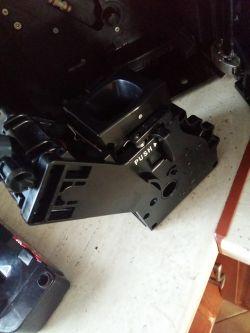 Saeco Xelsis HD8944/09 - woda w pojemniku na fusy