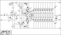 Ko�c�wka mocy Apex BA1200
