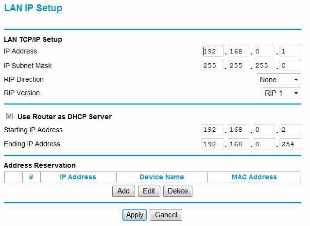problem z routerami (adsl->router(wi-fi)->LAN->Rout