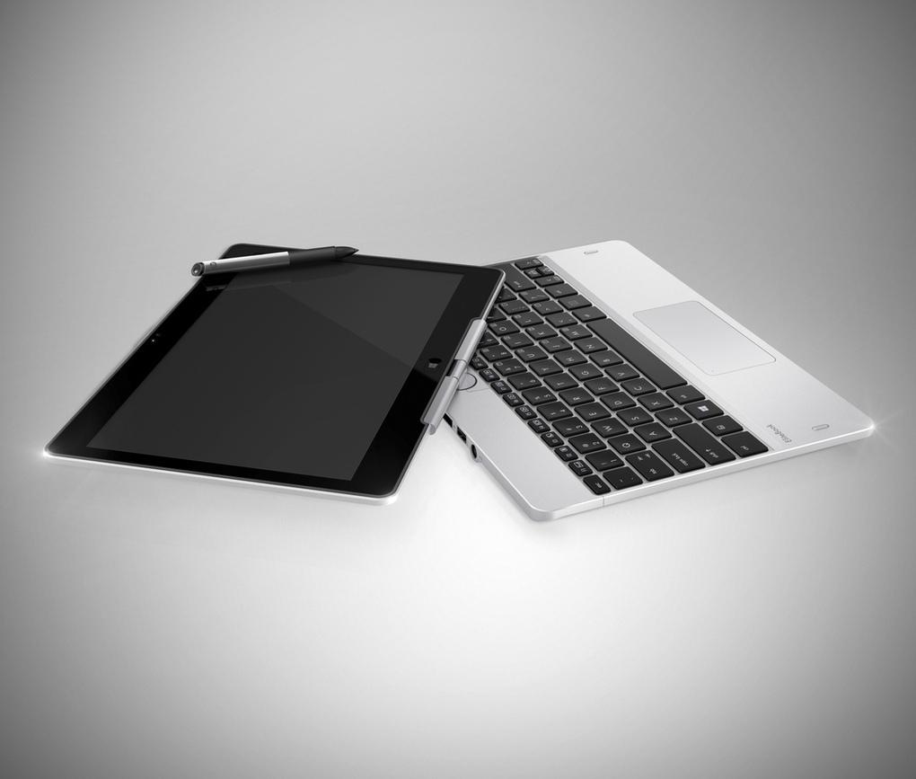 "HP EliteBook Revolve - hybrydowy komputer przeno�ny z 11,6"" ekranem dotykow"