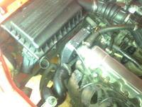 Opel astra f 1.6 8v 92r ga�nie na gazie gdy sie nagrzeje