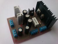 Wyświetlacz matrycowy LED 8x80