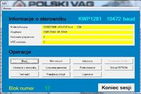 Passat b5 - kodowanie czujnika k�ta skr�tu passat b5