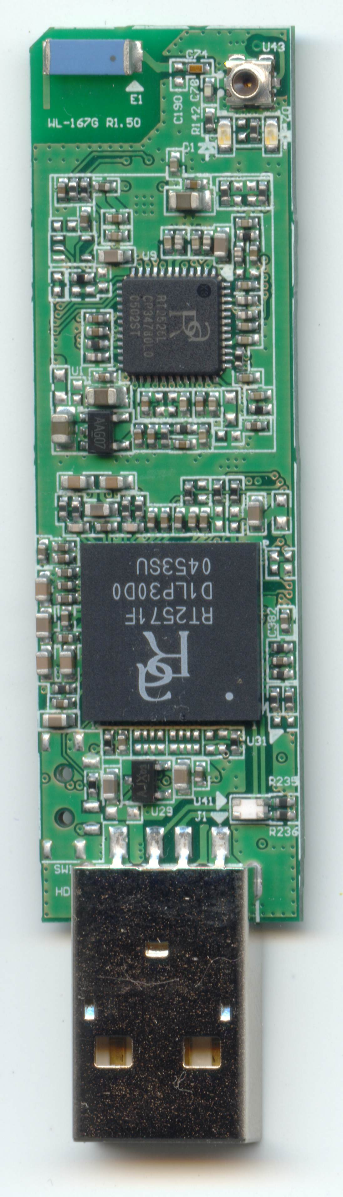 Asus драйвер wl-167g
