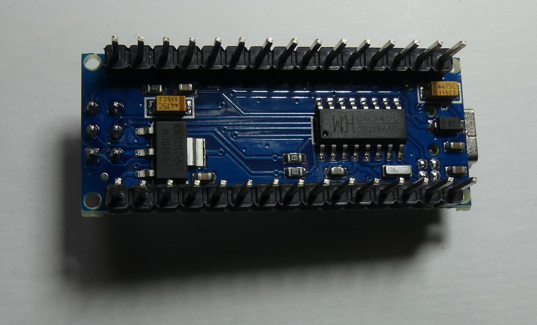 Arduino nano pierwsze uruchomienie test opinia