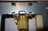 Bosch SRV45T13EU/41 - Jak wyczyścić płaszcz wodny zmywarka nie pobiera wody.