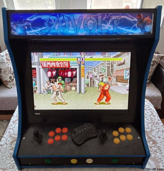 Arcade szafka emulator mame