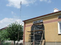Uziemianie anteny siatkowej