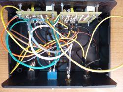 Vu-metr na LM3916 wskaźnik wysterowania stereo
