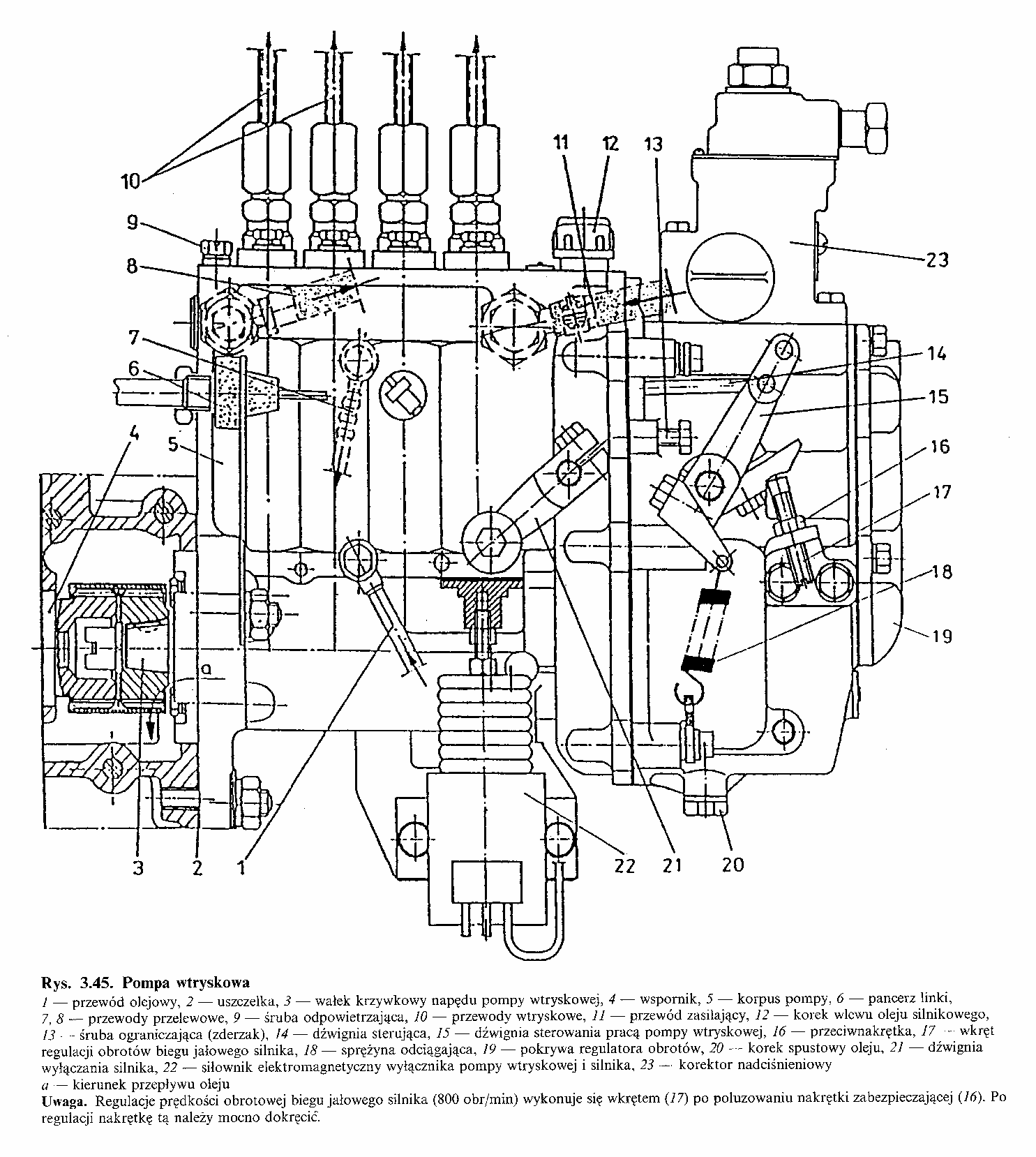 Daewoo LUBLIN 2.4 diesel ga�nie, gdy zimny silnik