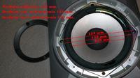 Zawieszenie górne głośników od Philips FW-C85
