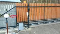 Automatyczna brama przesuwna - Radzio M.