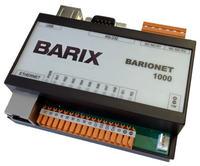 Barionet 1000 - kontroler automatyki przemysłowej z 1-wire w obudowie DIN