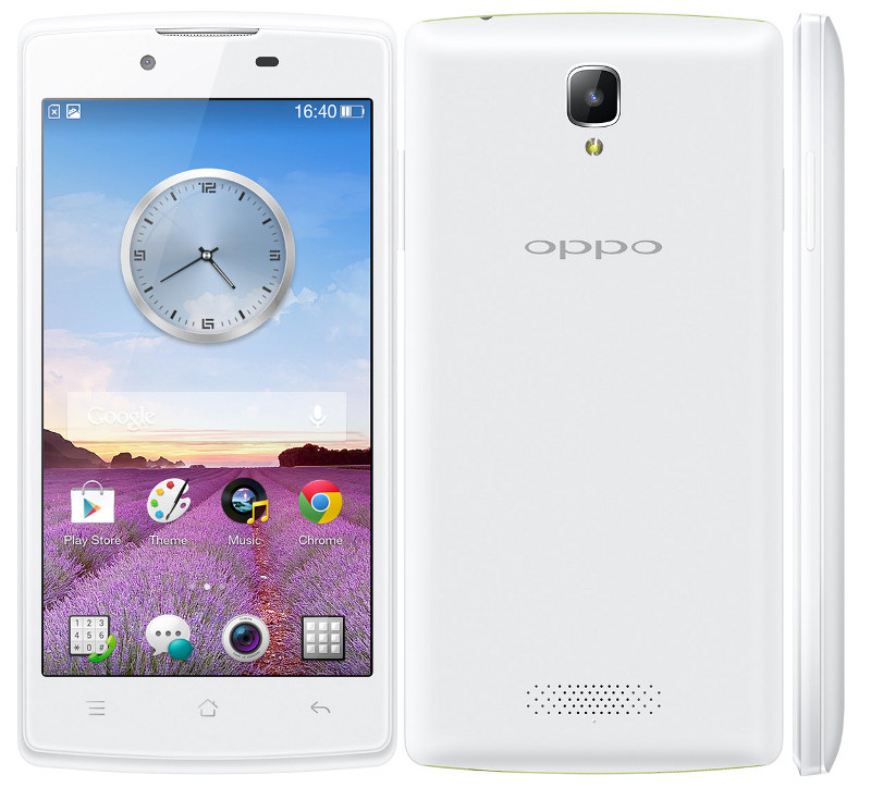 "Oppo Neo R831k - smartphone z 4,5"" ekranem, Dual SIM i ColorOS"