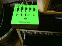 Efekt gitarowy SansAMP GT2 - moja wlasna wersja