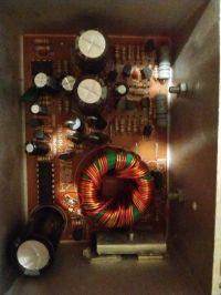 Tuba aktywna Voice Kraft 601 działa ale nie ma dźwięku
