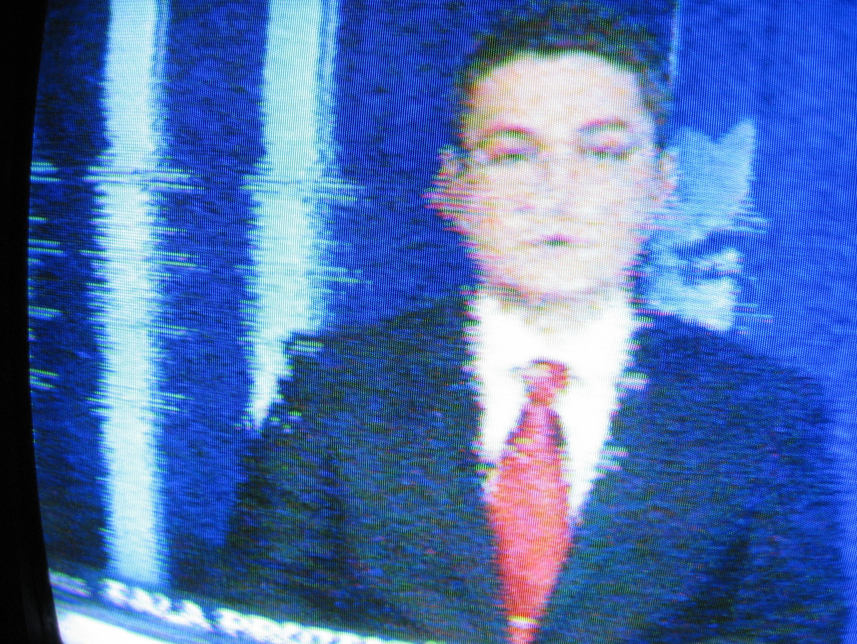 Telestar 4155t poszarpany obraz