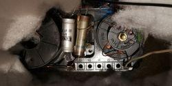 Tonsil Space 86 / Zwrotnica - jak przylutować kable?