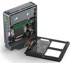 Airtop3 - mały komputer z Core i9-9900K z zasilaniem 17-24 V na szynę DIN