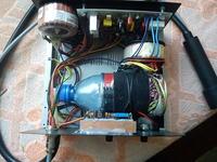 Nowa dmuchawa zamiast kompresora HotAir YIHUA 853DA