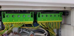 SPD Leutrona CT 1+2+3 a podłączenie PE i N