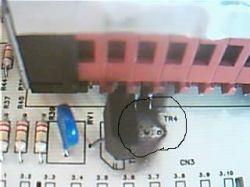 Polar PDN1085 Elbi typ: 0788-naprawa sterownika pralki triak w sterowniku