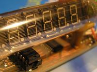 Lampka VFD IW-18 nie wy�wietla prawid�owo znak�w
