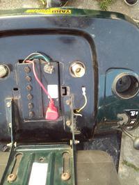 Yard Works - Kilka pytań odnośnie traktorka kosiarki