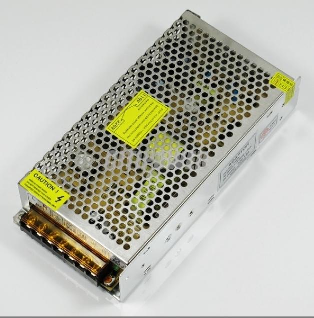 Taśma Led 5050 3 Odcinki Led Transformator Zasilacz Oraz Włącznik Wyłączni