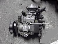 Pompa wtryskowa LT 28 wyciek