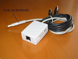 Prosty adapter do SKYPE