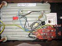 Przepływowy podgrzewacz wody słabo grzeje Siemens DH182