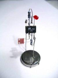 Programowalny migacz LED
